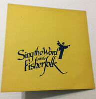 Sing The Word With The Fisherfolk Celebration Records 1980 Christian Folk