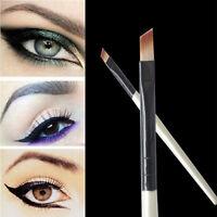 1Pc Professional Elite Angled Eyebrow Brush Eye Liner Brow Makeup Cosmetic Tool
