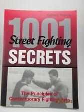 1001 Street Fighting Secrets Sammy Franco Outstanding Book