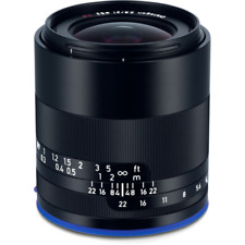 Zeiss Loxia 21 mm F2.8 Premier objectif: SONY E MOUNT CC1083