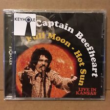 CAPTAIN BEEFHEART Full Moon - Hot Sun CD NEW / SEALED