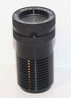 Projektor Objektiv Will Wetzlar Vario Travenon Linse 1,3/16,5-30 mm Super 8  W14