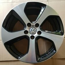 1xOriginal VW Golf 7 GTI Alufelge Austin 18 Zoll 5G0601025AS