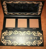 Lovecraft Beauty Bronzer Palette - Full Size Cymbeline Sunniva Aditya NEW!!