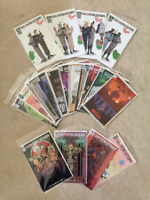 Ghostbusters IDW Comics Lot Get Real International Answer the Call