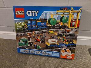 LEGO City Cargo Train (60052)