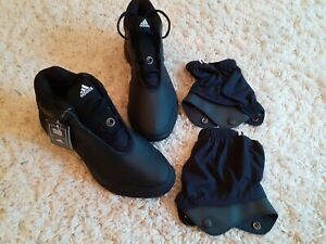 Adidas Mudskipper Golf Boots with gaiters