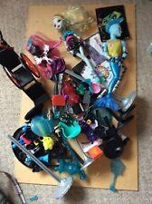 Bundle Monster High Muñecas (Lote 4) como se muestra