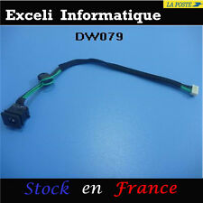 Socket POWER DC JACK TOSHIBA satellite L355, L355D, L500, L500D CON CABLES AVEC