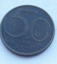* 1866. 50 groschen 1978 Austria