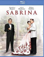 Sabrina (Blu-ray Disc, 2014) new