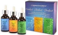 Anti-ageing Anti-wrinkle Skin Serum Set 20% VITAMIN C, RETINOL, HYALURONIC ACID