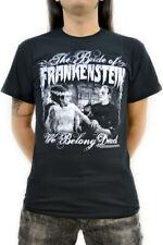 Bride of Frankenstein Officially Licensed Universal Monster T-shirt