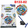 Beyblade Burst B133-02 Saint-Emperor Dragon W/ Launcher Gyroscope Kids Gift Toys