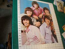Donny Osmond Poster: folded 4-sheet The Osmonds, Robby back nice collar