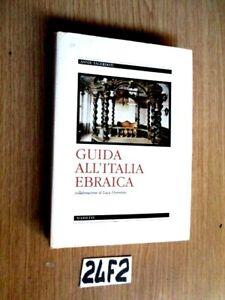 ANNiE SACERDOTI GUIDA ALL'ITALIA EBRAICA  (24F2)