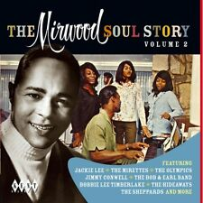 "THE MIRWOOD SOUL STORY VOLUME 2  ""L.A.'s ULTIMATE NORTHERN SOUL LABEL""  CD"