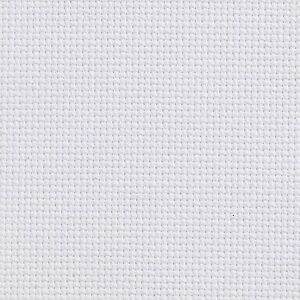 AIDA 14 COUNT WHITE CROSS STITCH FABRIC MATERIAL 100% COTTON  **10% OFF 3+**