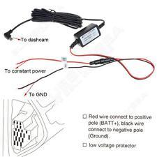 DDPAI 3m Cableado Kit 5V Adaptador Micro USB PARA Mini 1/2 Dashcam H1S A2