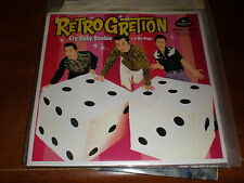 "Retro Gretion 7""/PICTURE SLEEVE Cry Baby Boogie  JAPAN LOFT RECORDS"