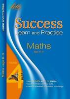 (Good)-Maths Age 8-9: Learn and Practise (Letts Key Stage 2 Success) (Paperback)