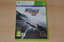 Videojuegos de carreras Need for Speed Microsoft Xbox 360