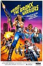 movie film the bronx warriors Poster Print A3 This A Poster