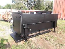 Incinerator Incineration Cabinet Beckett Sf Oil Burner 13' long Weighs 9000lbs