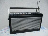 SABA TRANSALL DE LUXE E, Transistorradio, Kofferradio, TOP!!!