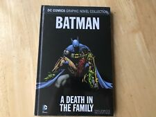 Batman, Death In The Family Dc Collection Graphic Novel