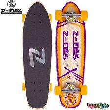 Z-Flex Skateboard Jimmy Plummer P.O.P Complete Orange spray mini Cruiser on Sale