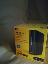 My Book for Mac  2.0 USB. 3 TB/to External Hard Drive
