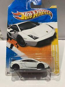 Hot Wheels 2011 Lamborghini Gallardo Lp 570-4 Superleggera