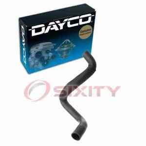 Dayco Lower Radiator Coolant Hose for 1988-1999 Chevrolet K1500 5.0L 5.7L V8 db