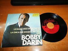 BOBBY DARIN La dama vino de Baltimore +3 EP VINILO ATLANTIC MUY RARO 1967
