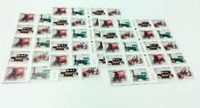 """USPS """"Antique Toys"""" 3 Pages 20 Stamps 2002 Rare Vintage First Class"""