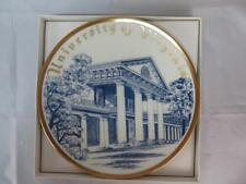 """Lenox University of Virginia """"The Colonnades on the Lawn"""" Collectors Plate !"""