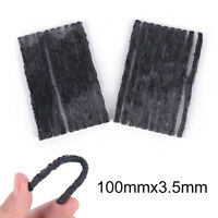 20x Tubeless Tire Tyre Puncture Repair Kit Strips Plug Car cycling Bike Fad~*I