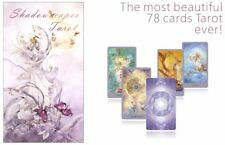 NEW in BOX-Full English version Shadowscapes tarot card deck beautiful cards