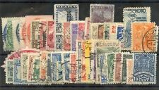 MEXICO 1884-1968 129 DIFFERENT AVG-VF USED(MAY HAVE A VERY FEW DUPLICATES) -----