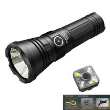 Klarus G20L Rechargeable Flashlight 3000Lm -Battery Included w/Free NU05 LED Kit