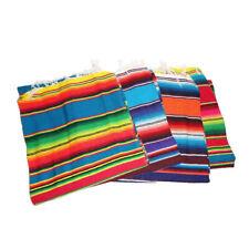Sarape Serape Mexican Blanket Saltillo Southwestern 55 X 22 Inches