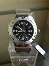 newstuffdaily: NIB CROTON Stainless Steel Men's Watch SRP $225