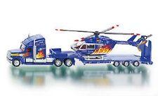 Siku 1853 - Low Loader & Helicopter                 (1:87) Plastic & Metal Model