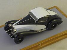 EMC - Alfa Romeo 6C 1750 GS Figoni 1933 original version 1933 Noir et blanc 1/43