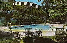 Postcard Goodwood Park Hotel's Swimming Pool Singapore
