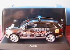 AUDI Q7 MEDICAL CAR 24 HOURS LE MANS 2006 SCHUCO 1/43