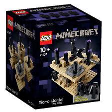 LEGO 21107 Minecraft Ideas EL FINAL NUEVO Y EMB. orig. se adapta a 21102 ,21105