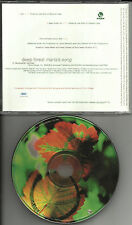 DEEP FOREST Marta's Song w/RARE MIXES & 2 EDITS PROMO DJ Radio CD single 1995