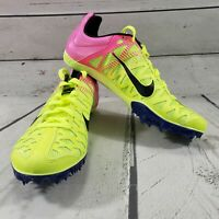 Nike Shoes Size 4.5 Zoom Maxcat 4 Track And  Field 882012-999 Racing Spikes New